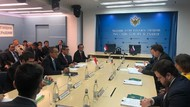 Kemenkum HAM Jalin Kerja Sama Perjanjian Bantuan Hukum dengan Rusia