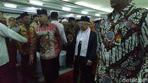 Wapres Maruf Ajak Ormas Islam Kawal 5 Program Prioritas Jokowi