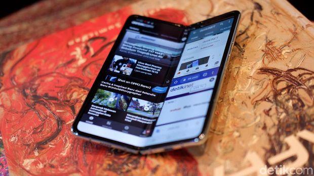 Kapan Galaxy Fold Bisa Dipesan Lagi, Samsung?