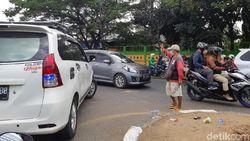 Dishub Makassar Cari Cara Agar Pak Ogah yang Dirazia Tak Balik Lagi ke Jalan