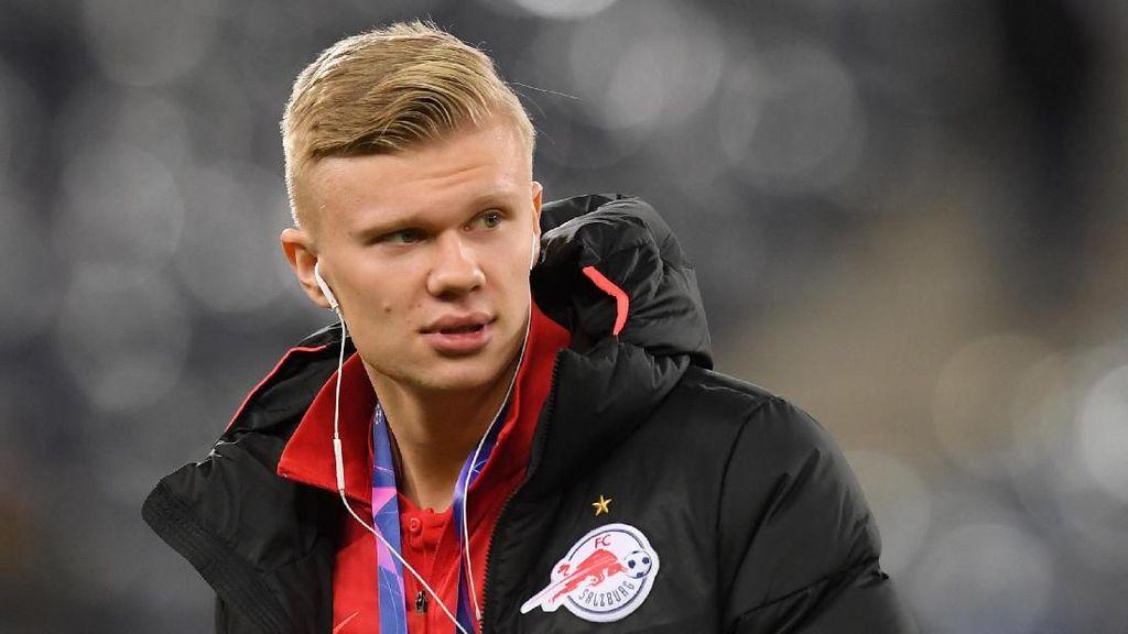 Erling Haaland Akan Pindah ke Liga Jerman di Januari?