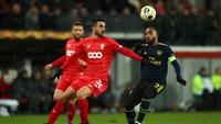 Standard Liege Vs Arsenal: Imbang, The Gunners Melaju ke 32 Besar