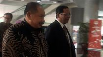 Usai Bertemu Prabowo, Mahfud Md Pimpin Rapat Komite TPPU di PPATK