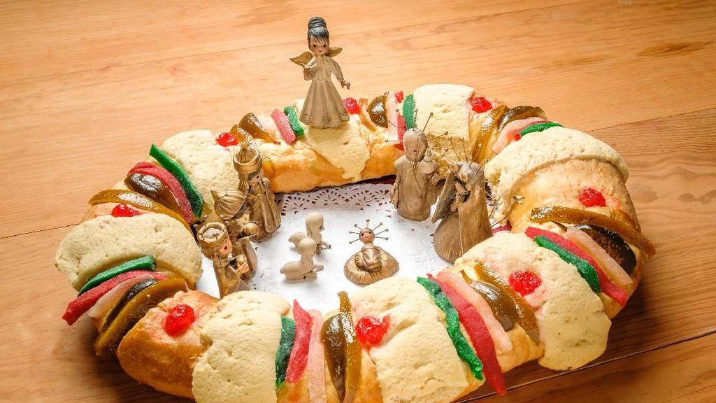 Stollen hingga Krendel, Ini 5 Kue Natal Berbagai Negara yang Berupa Roti