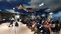 Angklung hingga Lagu Rasa Sayange Tutup Paviliun Indonesia di COP25 Madrid