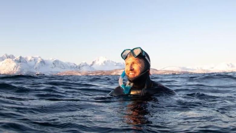 Inge Solheim, penjelajah Kutub Utara (Foto: CNN)