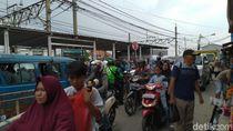 Stasiun-Terminal Bojonggede Semrawut, Pemkab Bogor akan Bangun Skybridge