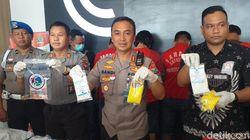 Polisi Surabaya Tangkap 6 Pengedar dan Sita Pil Koplo Senilai Rp 3,4 M