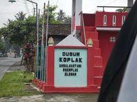 Daerah di Indonesia yang unik.