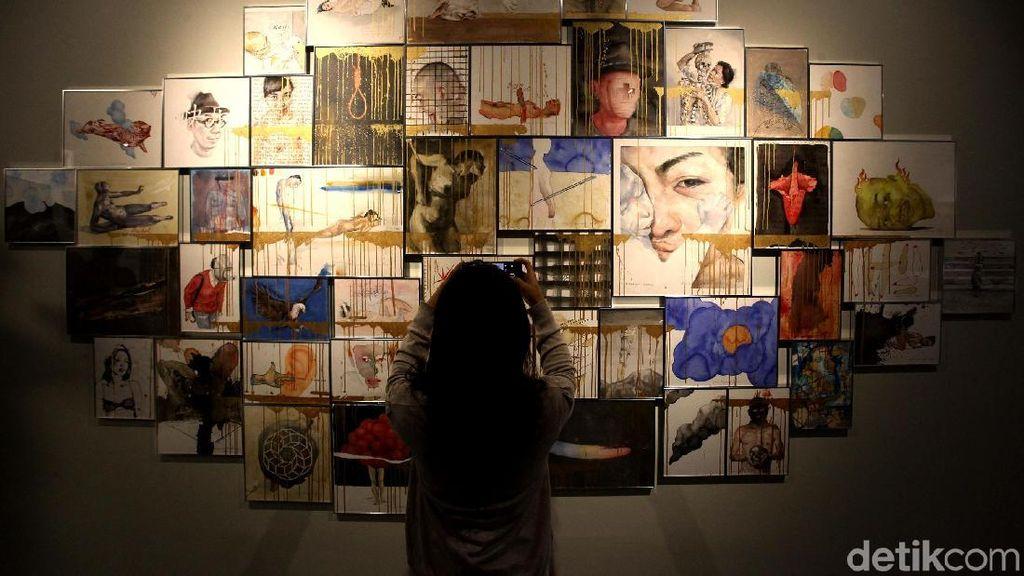 Menikmati Ragam Karya Seni di Tumurun Private Museum