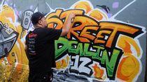 Street Dealin 12: Ajang Temu dan Lebarannya Seniman Street Art