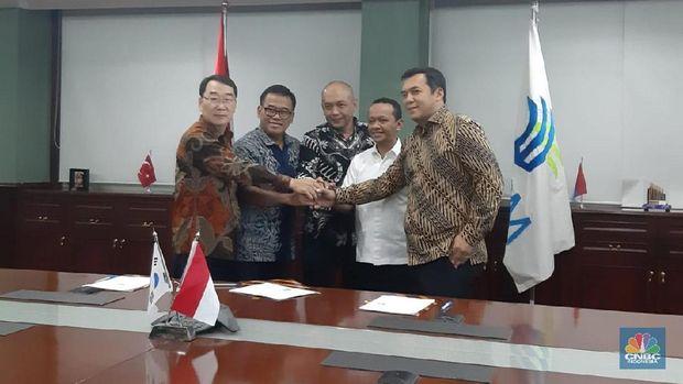 Konflik dengan Krakatau Kelar, Lotte Siap Investasi Rp 11 T
