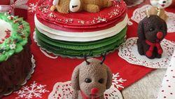 5 Online Shop Ini Tawarkan Kreasi Kue Natal Cantik