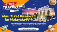 Mau Tiket Pesawat ke Malaysia PP? Begini Caranya