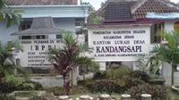 Daerah dengan nama desa Kandang Sapi.