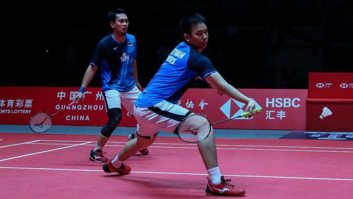 Mohammad Ahsan/Hendra Setiawan