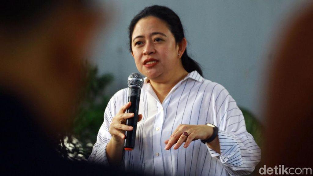 Puan Wanti-wanti Pemerintah soal Lonjakan Corona di Libur Akhir Tahun