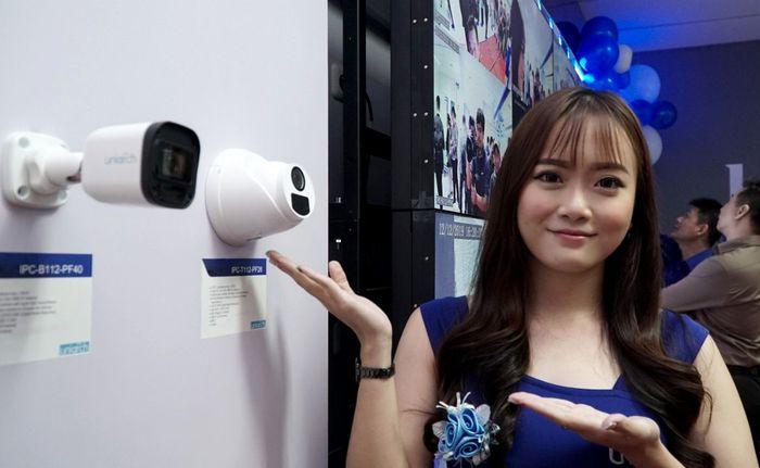 Seperti Uniview Technologies ini salah satunya yang melebarkan sayap ke Indoneisa. Manufaktur video surveillance terbesar ketiga di China dan keempat di dunia ini melihat pasar Indonesia yang sangat menjanjikan. Foto: dok. Uniview