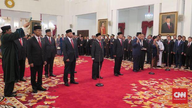 Sidarto Danusubroto, dari Ajudan Sukarno ke Wantimpres Jokowi