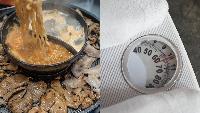 Resto K-BBQ Ini Beri Diskon Spesial bagi Pengunjung yang Berat Badannya Kurang