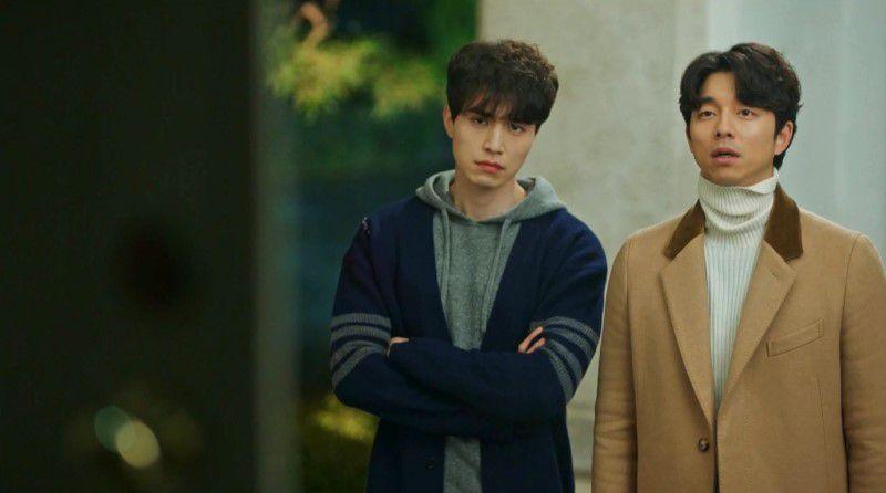 Gong Yoo dan Lee Dong Wook