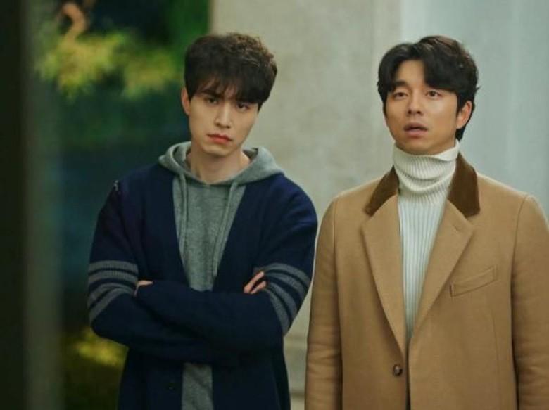 Foto: Gong Yoo dan Lee Dong Wook (dok. Goblin)