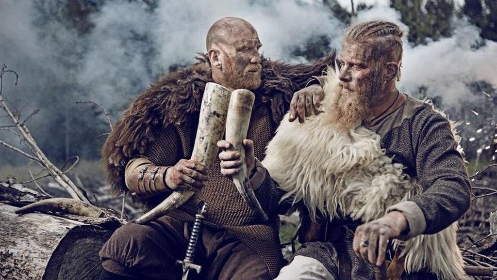 Terungkap! Bangsa Viking Ternyata Bukan Murni Skandinavia