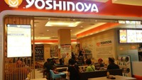 Klarifikasi Yoshinoya Soal Larangan Makan Kue Tak Bersertifikat Halal
