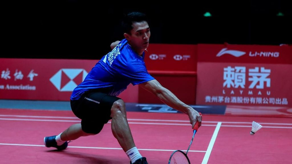 Kejuaraan Bulutangkis Beregu Asia: Indonesia ke Semifinal!