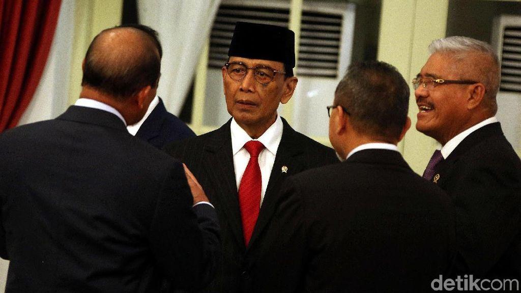 Jadi Wantimpres, Wiranto Merasa Tak Harus Mundur dari Ketua Wanbin Hanura