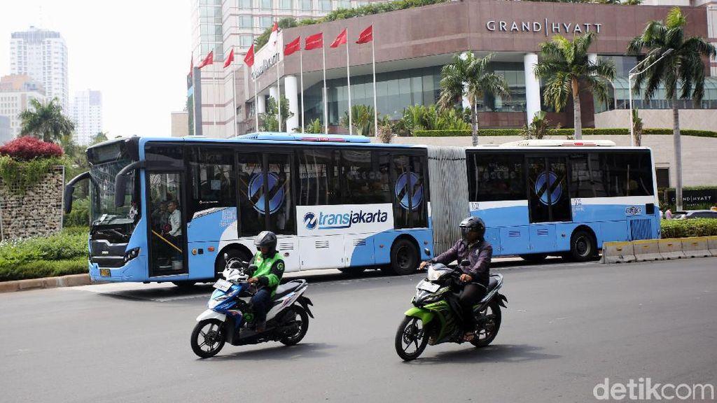 Kembangkan Transportasi Massal, Jakarta Dapat Penghargaan Internasional