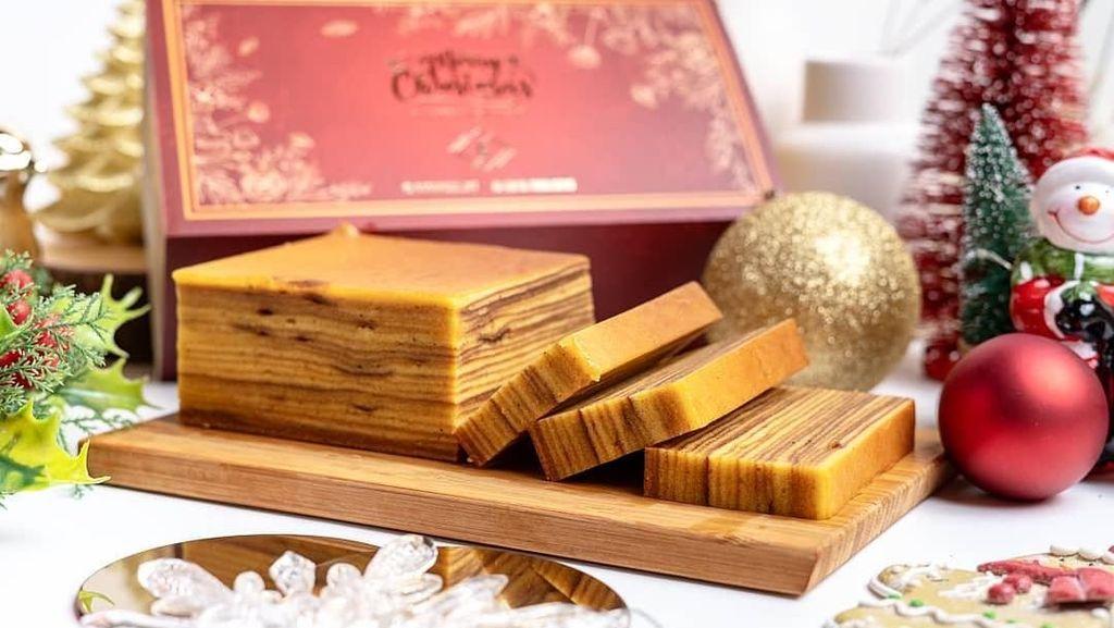 5 Lapis Legit Premium untuk Natal yang Bisa Dipesan Online