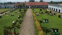 Peninggalan Inggris di Sisi Timur Pulau Sumatera