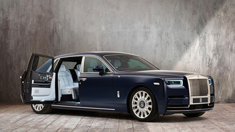 Rolls-Royce Phantom Foto: Pool (Autoblog)