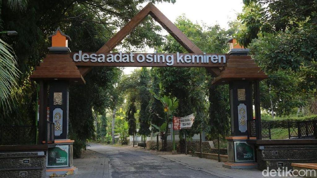 Kemiren Banyuwangi Juara 3 dalam Lomba Desa Wisata Nusantara 2019