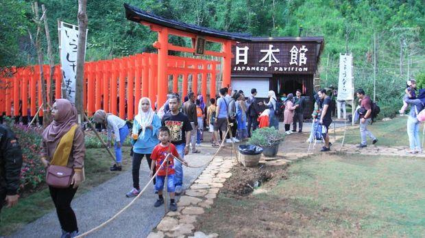 Jelajahi Tujuh Negara Benua Asia Afrika di Bandung