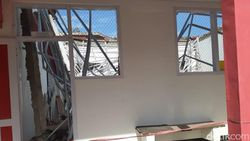 Atap SDN di Jember Ambruk Padahal Baru Selesai Direhab