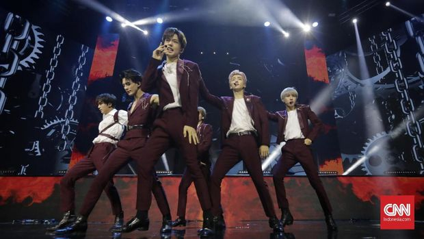 Daftar Lengkap Pemenang Gaon Charts Music Awards 2020