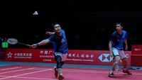 Menangi Laga 26 Menit, Hendra/Ahsan ke Final BWF World Tour Finals