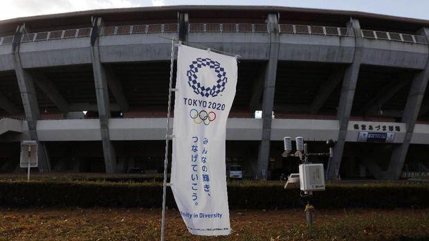 Ilustrasi Olimpiade 2020