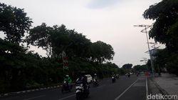 BMKG Prediksi Hujan Disertai Angin Kencang Landa Surabaya