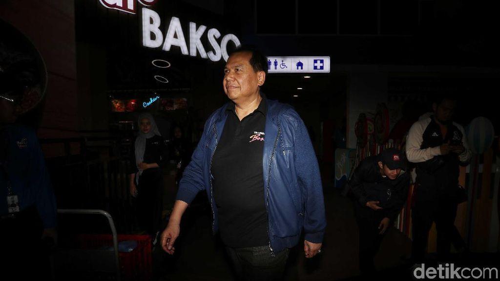 Chairul Tanjung Saksikan Langsung Meriahnya HUT Transmedia