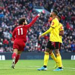 Liverpool Vs Watford: Dua Gol Salah Menangkan The Reds