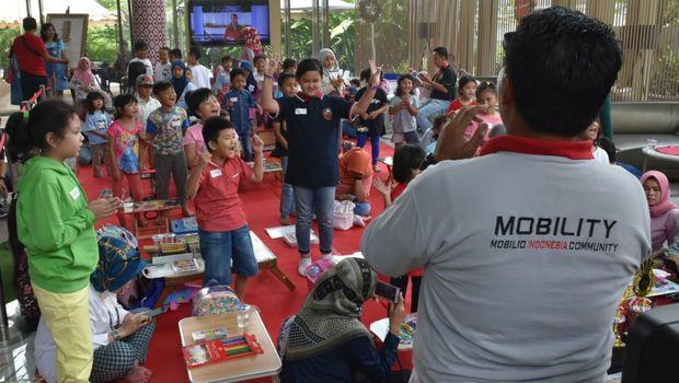 Komunitas Mobilio Community