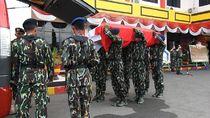 Jenazah Anggota Brimob yang Ditembak Kelompok MIT Diberangkatkan ke Banten