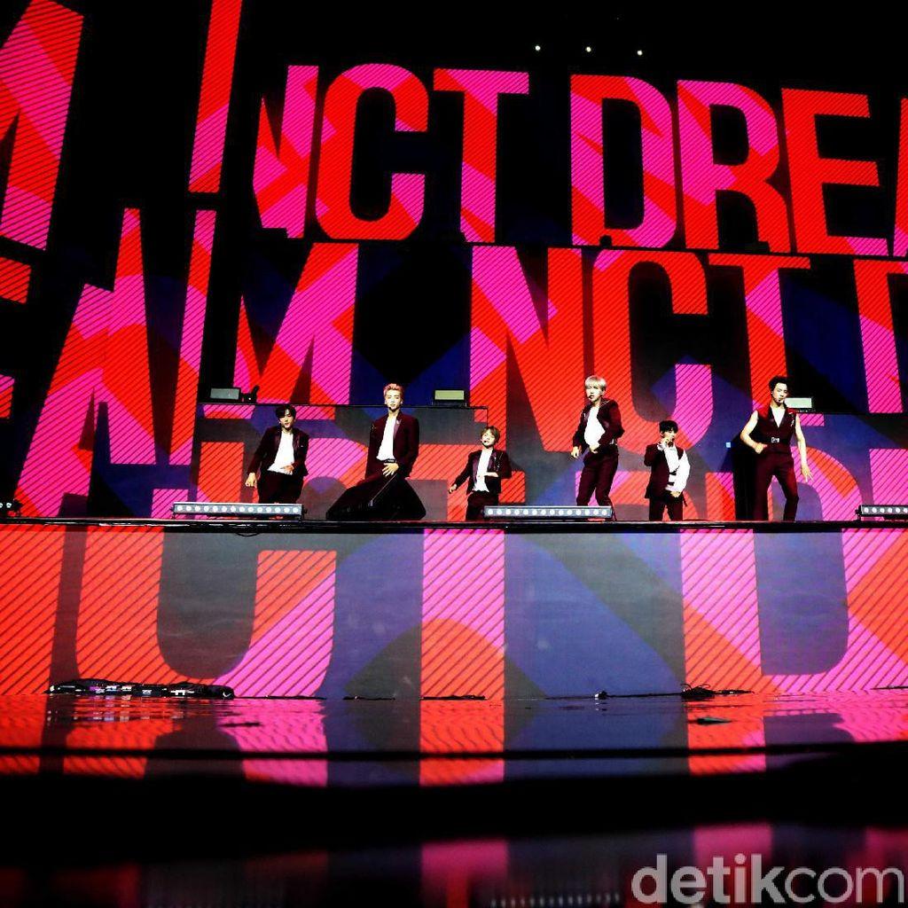 NCT Dream Guncang Jakarta 1 Maret 2020