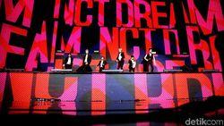 NCT Dream GO Panaskan Panggung HUT ke-18 Transmedia Lewat