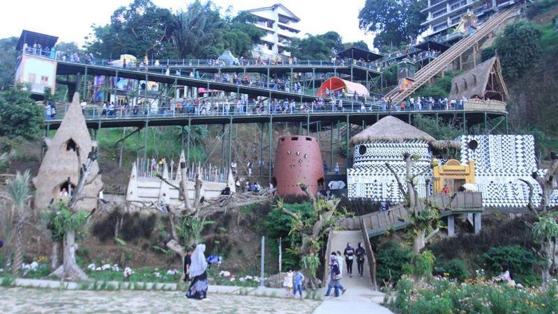 Foto Tempat Wisata Baru Di Bandung Bertema Negara Asia Afrika