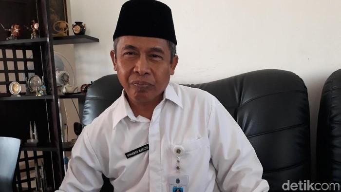 Wakil Bupati Gunungkidul, Immawan Wahyudi. Foto: Pradito Rida Pertana/detikcom