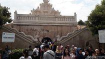 Taman Sari Yogya Bersolek, Toiletnya Tidak Jongkok Lagi